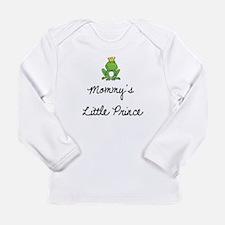 Unique Prince frog Long Sleeve Infant T-Shirt