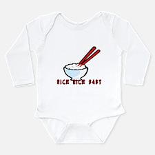 Asia Long Sleeve Infant Bodysuit