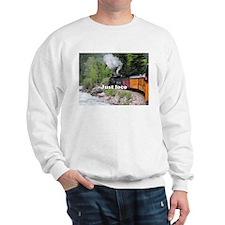 Just loco: Steam train Colorado Jumper