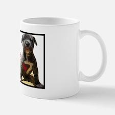 Dog Fighting Victim Mug