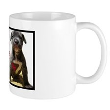 Dog Fighting Victim Mug
