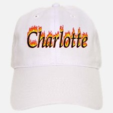 Charlotte Flame Baseball Baseball Baseball Cap