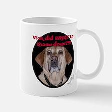 Shocked Dog Mug