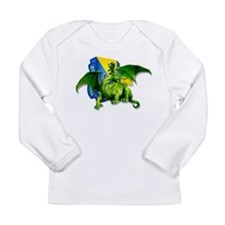 Cute Chemical Long Sleeve Infant T-Shirt