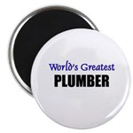 Worlds Greatest PLUMBER Magnet