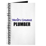 Worlds Greatest PLUMBER Journal