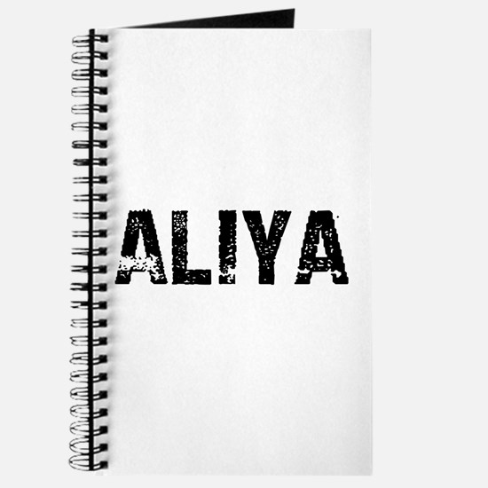 Aliya Journal