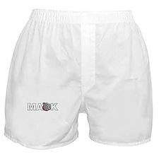 Mack Truckers Bulldog Boxer Shorts