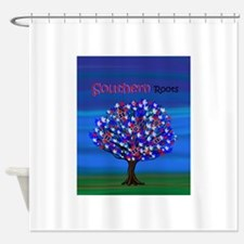 Rebel Roots Shower Curtain