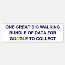 Bundle of Data Bumper Bumper Bumper Sticker