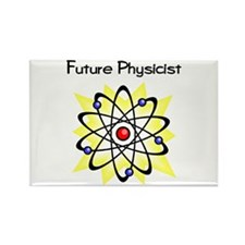 Future Physicist Rectangle Magnet (10 pack)
