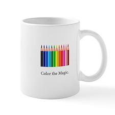 Color The Magic Rainbow Gifts Mugs