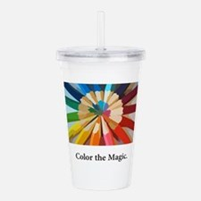 Color The Magic Artists Pencil Gifts Acrylic Doubl