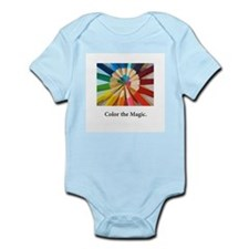 Color The Magic Artists Pencil Gifts Body Suit