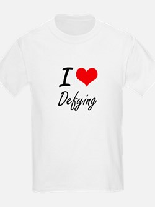 I love Defying T-Shirt