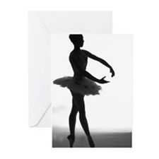 Funny Dancers Greeting Cards (Pk of 20)