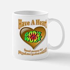 Support Senior Citizens Aid Mug