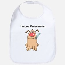 Future Veterinarian 4 Bib