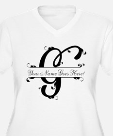 Monogram G Plus Size T-Shirt