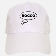 Thinking of ROCCO Baseball Baseball Cap