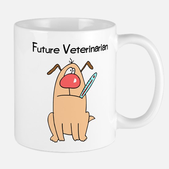 Future Veterinarian 4 Mug