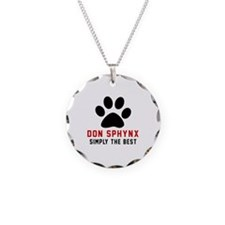 Don Sphynx Simply The Best C Necklace
