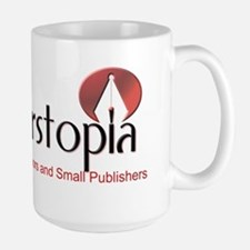 Writerstopia Magazine Logo1 Mug