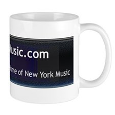 New York Music Coffee Mug
