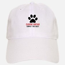 Colorpoint Shorthair Simply The Best Cat Desig Baseball Baseball Cap