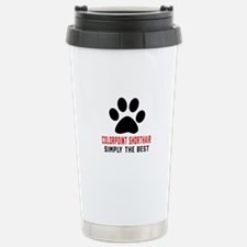 Colorpoint Shorthair Si Travel Mug