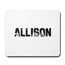 Allison Mousepad