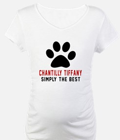 Chantilly Tiffany Simply The Bes Shirt