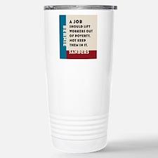 Unique Poverty Travel Mug