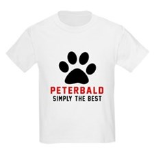 Peterbald Simply The Best T-Shirt