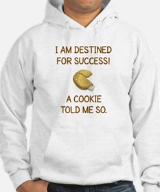 I AM DESTINED FOR SUCCESS.. Hoodie