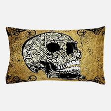 Sugar skull Pillow Case