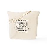 Nurse retirement Canvas Bags