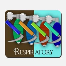 Respiratory Mousepad