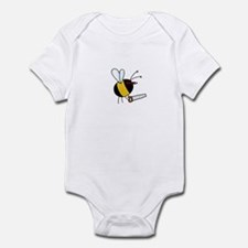 carpenter, joiner Infant Bodysuit