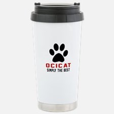 Ocicat Simply The Best Travel Mug