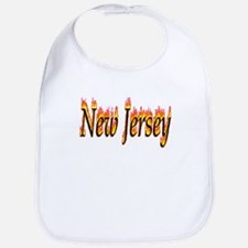 New Jersey Flame Bib