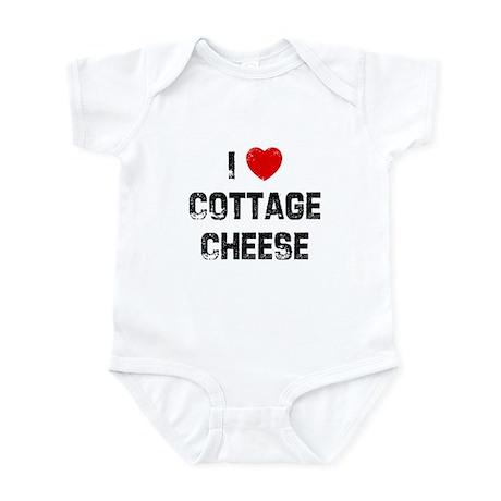 I * Cottage Cheese Infant Bodysuit
