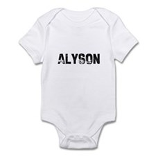 Alyson Infant Bodysuit