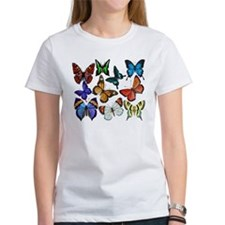 Cute Butterflies Tee