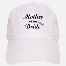 Mother of the Bride Baseball Baseball Cap