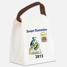 Smart Dummies 2015 Canvas Lunch Bag