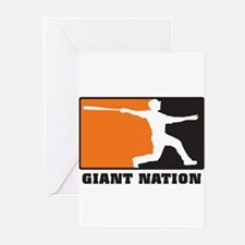 Unique Baseball Greeting Cards (Pk of 20)