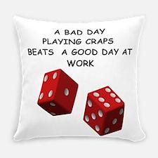 CRAPS2 Everyday Pillow
