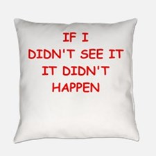 delusion Everyday Pillow