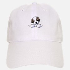 St. Bernard Puppy Pocket Baseball Baseball Baseball Cap